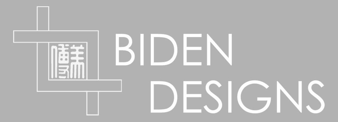 BIDEN DESIGNS
