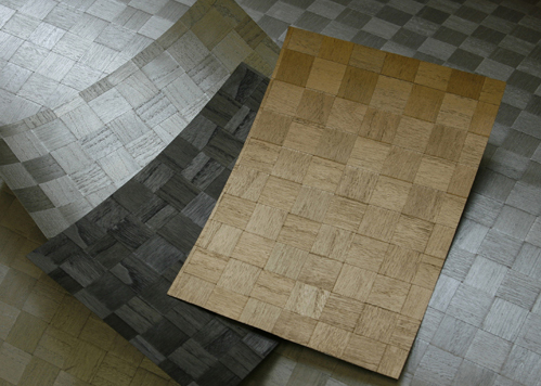 Woven Wood Wallcovering Collection