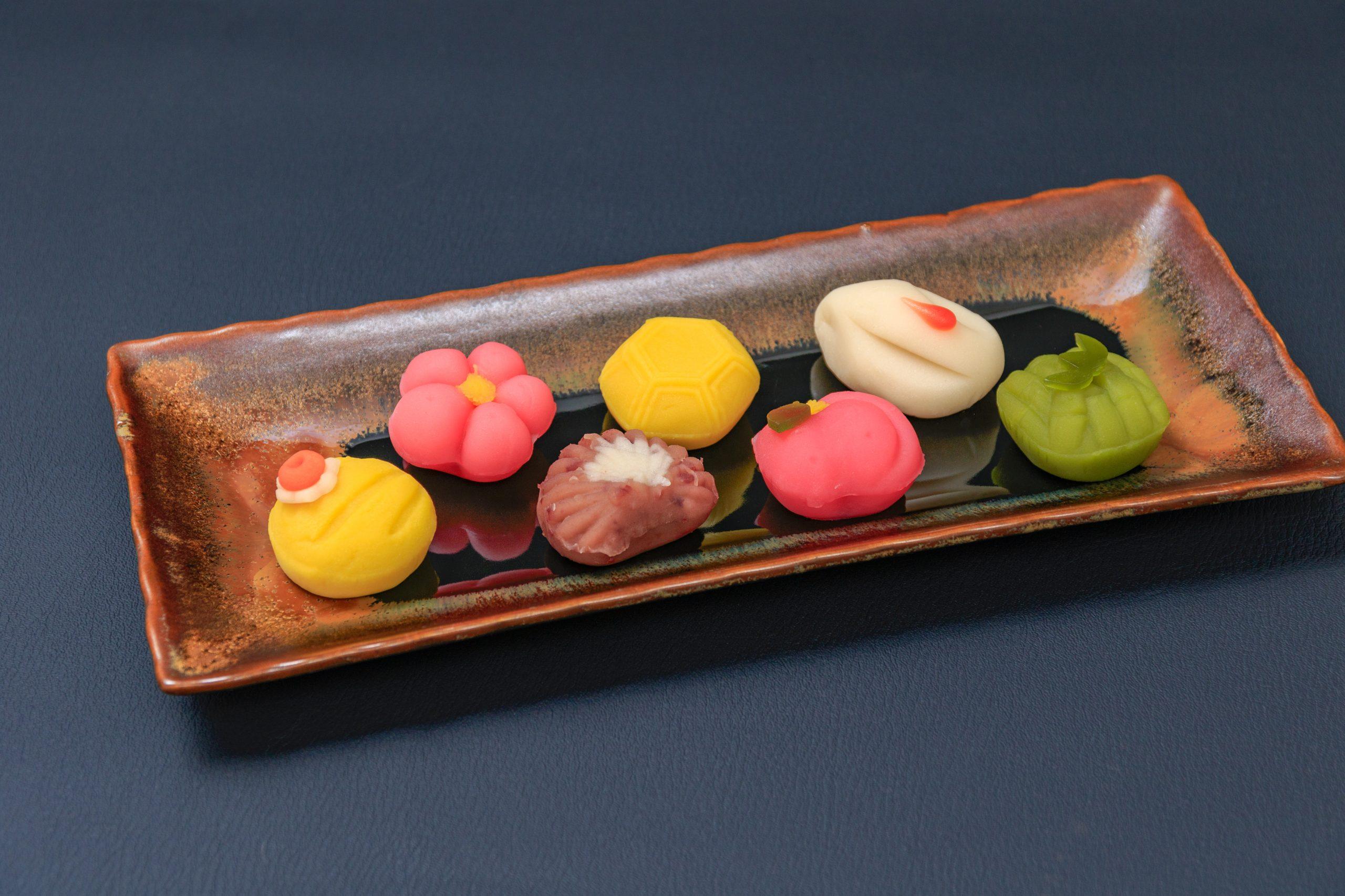 Tea ceremony sweets