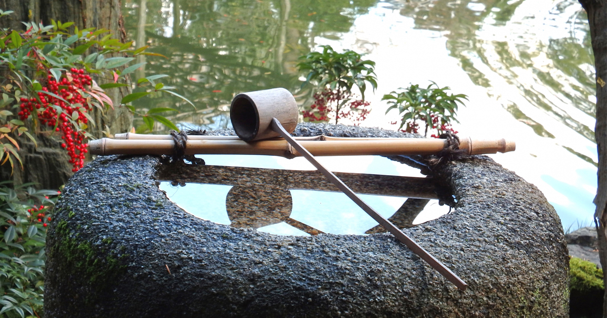 How To Show Off Wealth in Japanese Way 1 – Tea Ceremony House Interiors