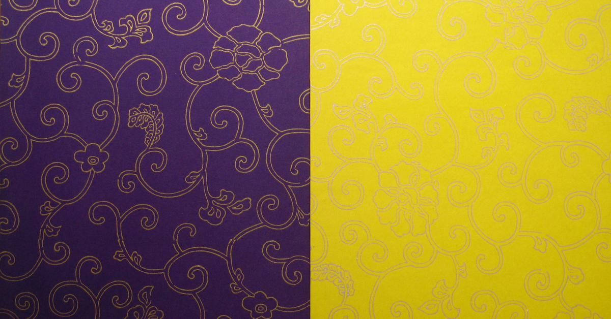 Our Beautiful Products 6- Survival of Block Printed Paper