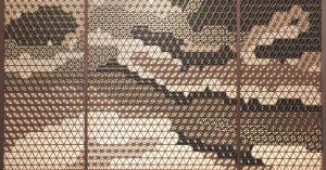 Kumiko Art Wooden Panels