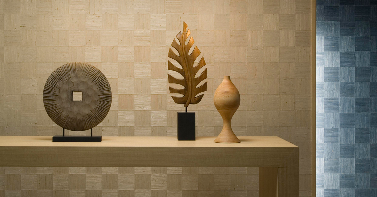 Our Beautiful Products 7- Wallpaper Made of Wood