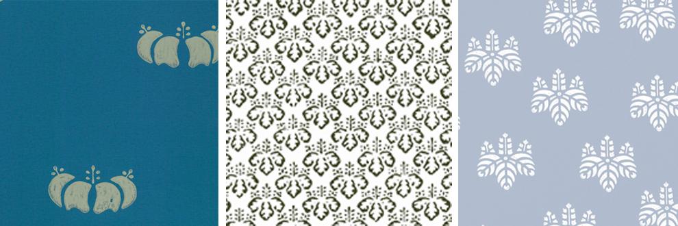 Paulownia patterns