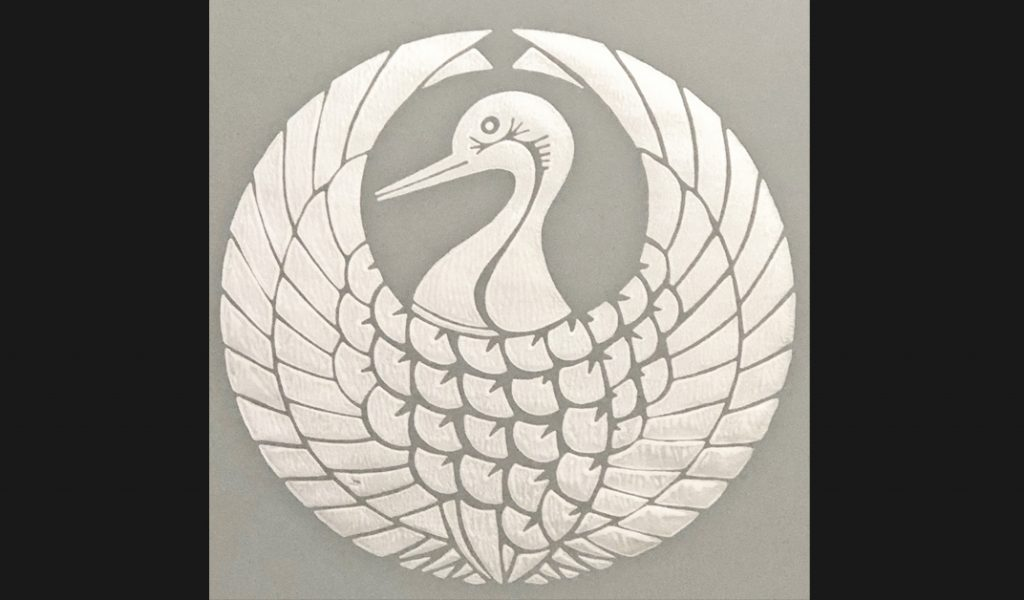 Crane Family crest